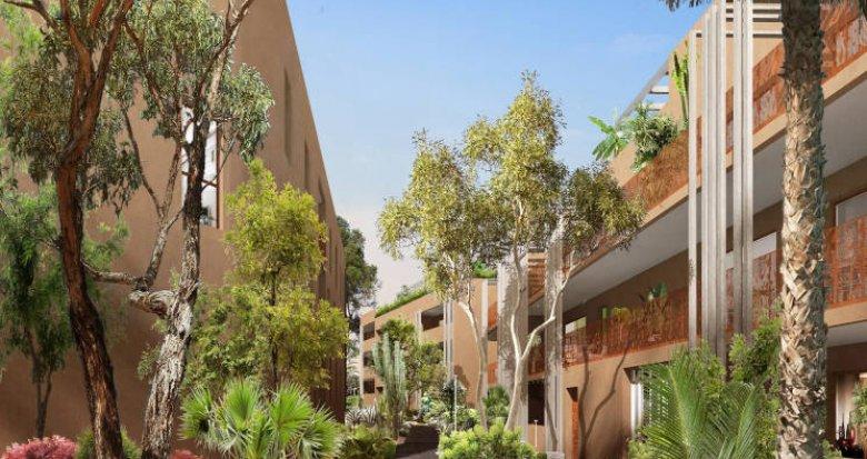 Achat / Vente appartement neuf Grabels quartier de La Valsière (34790) - Réf. 5666