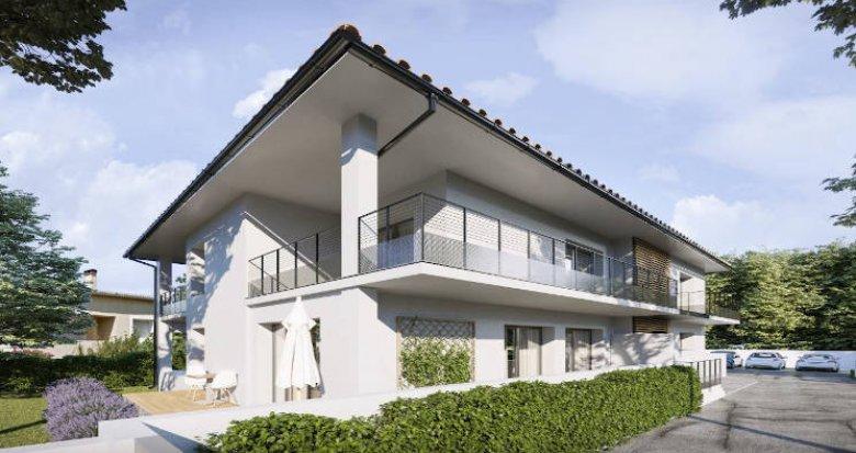 Achat / Vente appartement neuf Lattes proche tramway et commerces (34970) - Réf. 5121