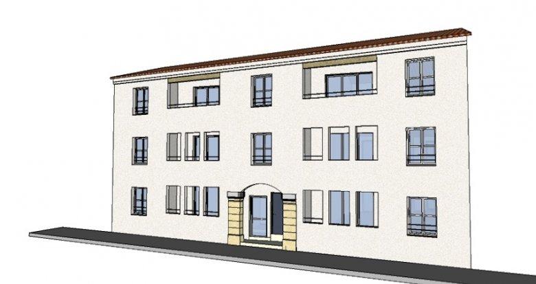 Achat / Vente appartement neuf Marsillargues au cœur du village (34590) - Réf. 6078