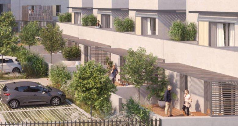 Achat / Vente appartement neuf Mauguio au cœur de la ZAC de la Font (34130) - Réf. 4067