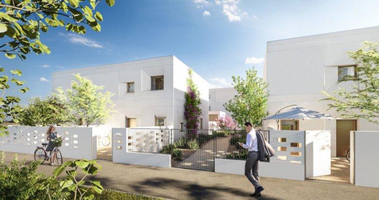 Achat / Vente appartement neuf Mauguio en prolongement du centre-ville (34130) - Réf. 5549