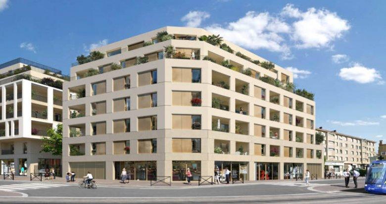 Achat / Vente appartement neuf Montpellier à deux pas du Parc Montcalm (34000) - Réf. 5570
