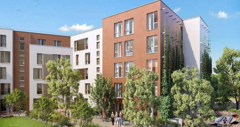 Achat / Vente appartement neuf Montpellier à proximité des universités (34000) - Réf. 5794