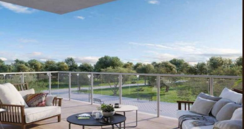 Achat / Vente appartement neuf Montpellier aux abords du Parc Montcalm (34000) - Réf. 4310