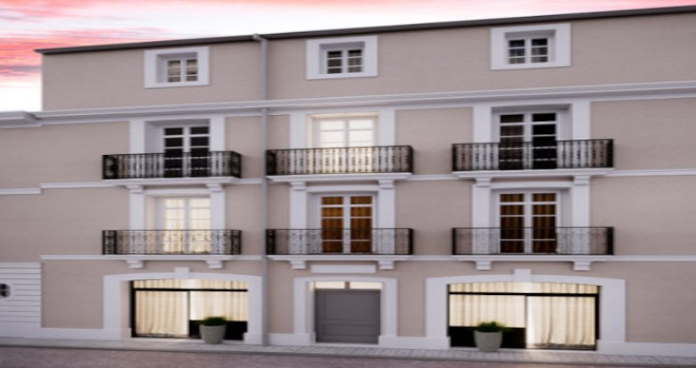 Achat / Vente appartement neuf Montpellier Gambetta proche tramway (34000) - Réf. 5667