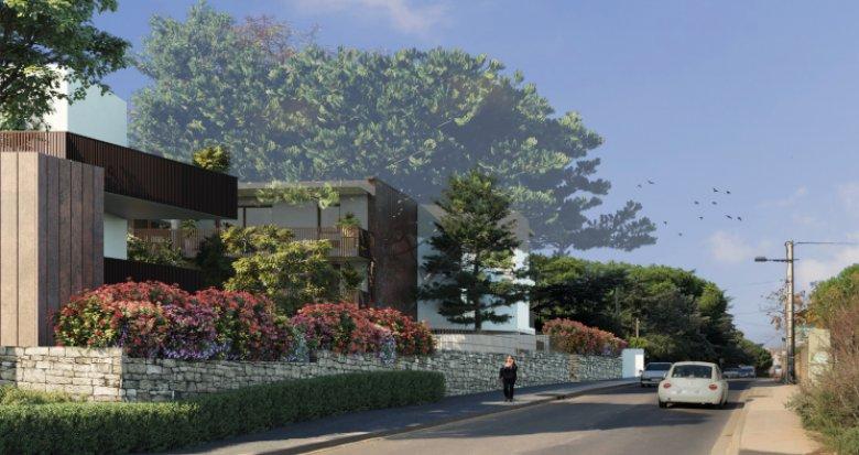 Achat / Vente appartement neuf Montpellier Les sabines Polyclinique St Roch (34000) - Réf. 4985