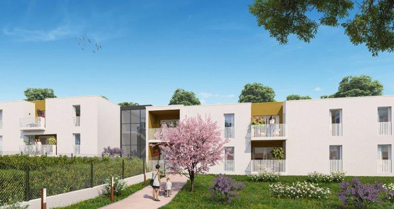 Achat / Vente appartement neuf Montpellier nord  Hôpitaux Facultés (34000) - Réf. 5172