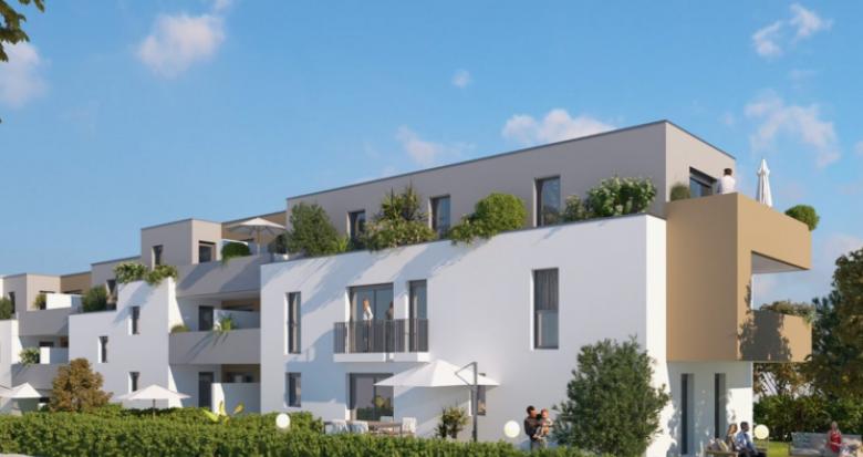 Achat / Vente appartement neuf Montpellier proche avenue de Toulouse (34000) - Réf. 5336
