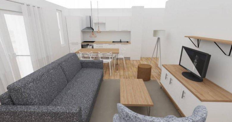 Achat / Vente appartement neuf Montpellier proche commerces et transports (34000) - Réf. 4826
