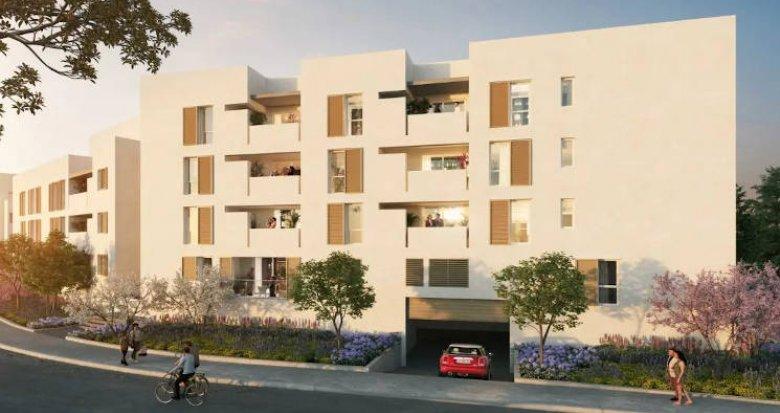 Achat / Vente appartement neuf Montpellier  proche commodités (34000) - Réf. 4552