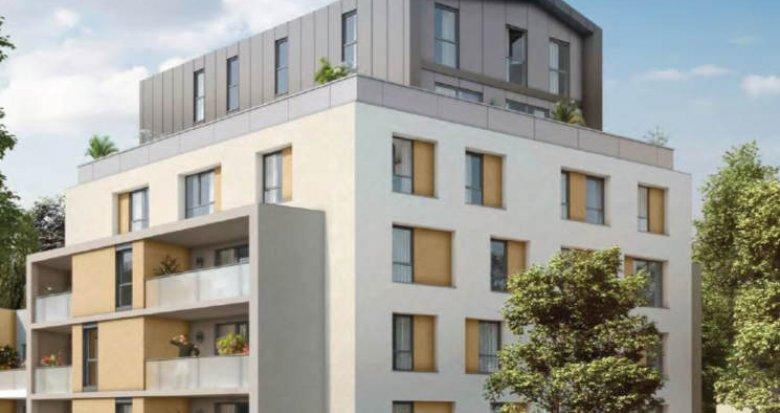 Achat / Vente appartement neuf Montpellier proche parc Aiguelongue (34000) - Réf. 3479