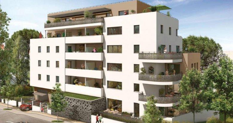 Achat / Vente appartement neuf Montpellier proche Parc Montcalm (34000) - Réf. 2985