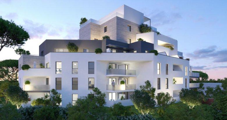 Achat / Vente appartement neuf Montpellier quartier Aiguelongue (34000) - Réf. 5668