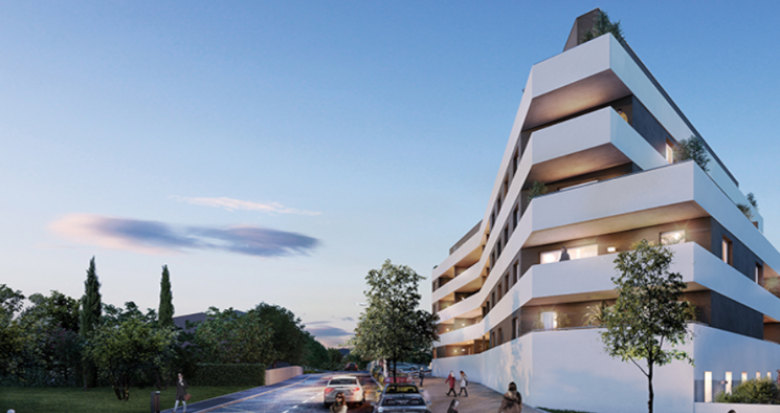 Achat / Vente appartement neuf Montpellier quartier Celleneuve (34000) - Réf. 5093