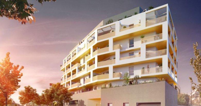 Achat / Vente appartement neuf Montpellier quartier de la Nouvelle Mairie (34000) - Réf. 2185