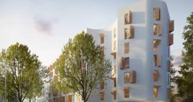 Achat / Vente appartement neuf Montpellier quartier Figuerolles (34000) - Réf. 3870