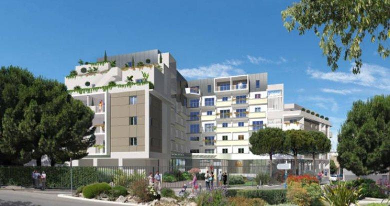 Achat / Vente appartement neuf Montpellier quartier Figuerolles (34000) - Réf. 4182