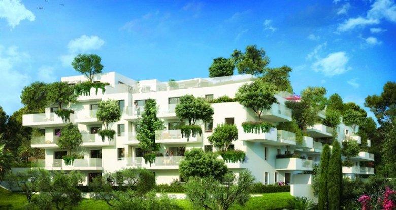 Achat / Vente appartement neuf Montpellier quartier Hôpitaux-Facultés (34000) - Réf. 2471