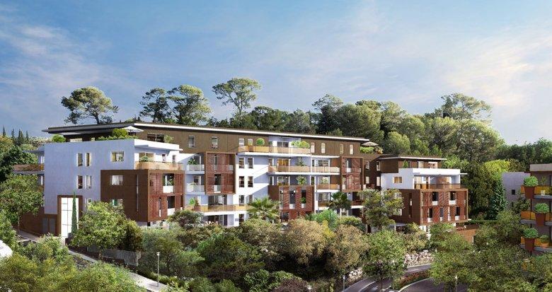 Achat / Vente appartement neuf Montpellier quartier Hôpitaux-Facultés (34000) - Réf. 2815