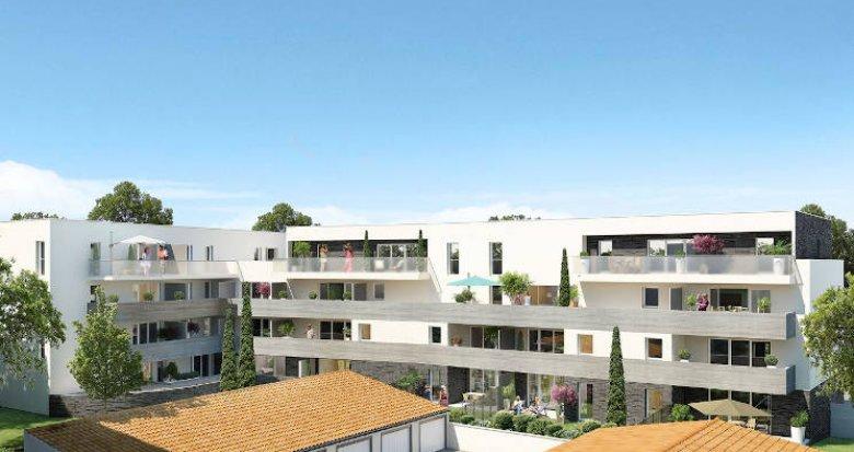 Achat / Vente appartement neuf Montpellier quartier Lemasson (34000) - Réf. 4243