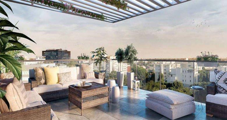 Achat / Vente appartement neuf Montpellier quartier Nouvelle Mairie (34000) - Réf. 3798