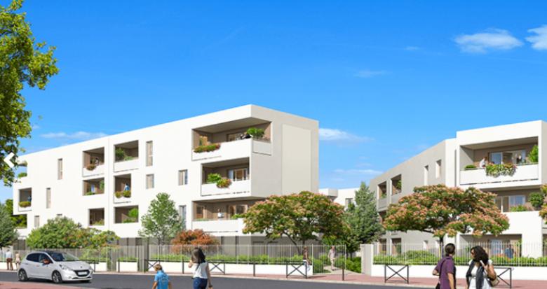 Achat / Vente appartement neuf Montpellier quartier Pergola Petit-Bard (34000) - Réf. 5291