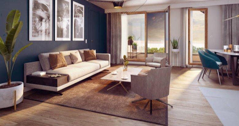 Achat / Vente appartement neuf Montpellier quartier Port Marianne - République (34000) - Réf. 4902