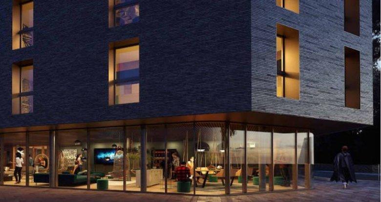 Achat / Vente appartement neuf Montpellier secteur Saint-Eloi proche universités (34000) - Réf. 4624