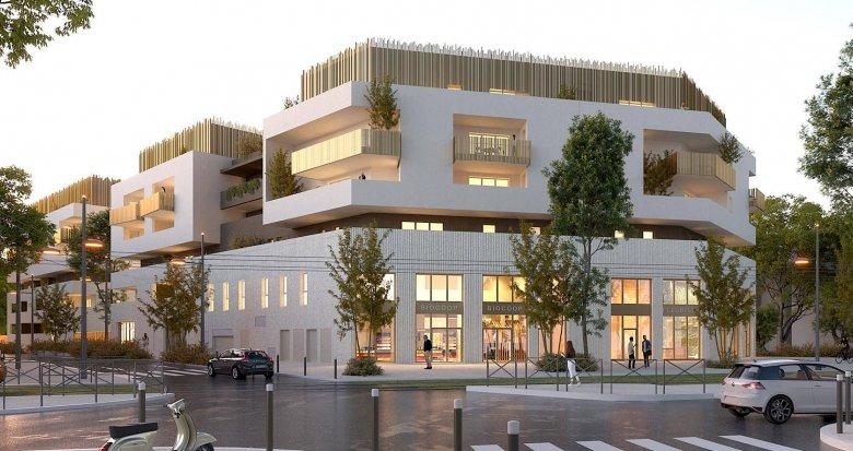 Achat / Vente appartement neuf Montpellier sud (34000) - Réf. 6209