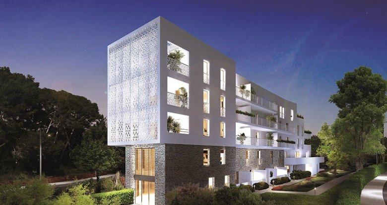 Achat / Vente appartement neuf Saint-gély-du-Fesc proche de toutes les infrastructures (34980) - Réf. 2522