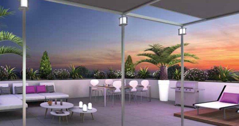Achat / Vente appartement neuf Saint-Georges-d'Orques, proche centre-ville (34680) - Réf. 1273