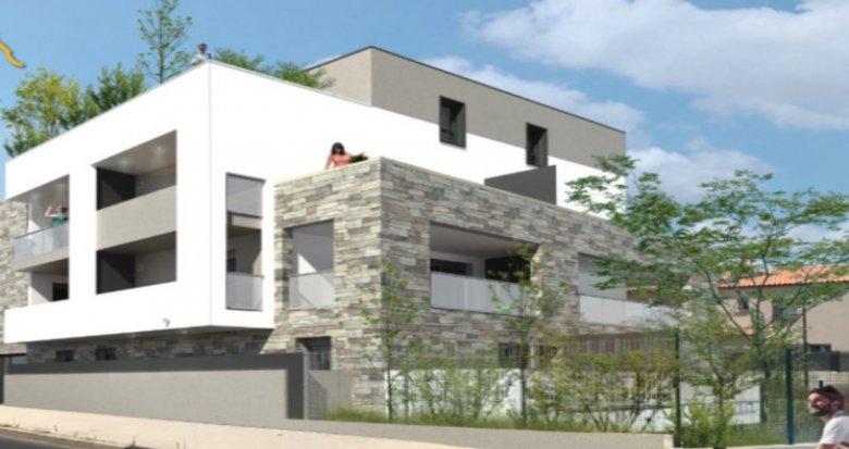 Achat / Vente appartement neuf Saint-Mathieu-de-Tréviers centre-ville (34270) - Réf. 2835