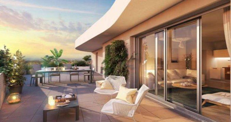 Achat / Vente appartement neuf Sérignan à 400 m de la mer (34410) - Réf. 5967