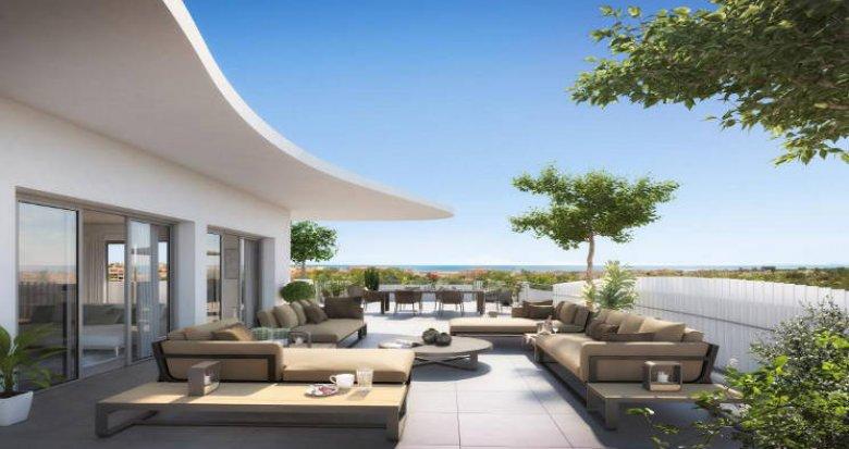 Achat / Vente appartement neuf Sérignan entre ciel et mer (34410) - Réf. 5957
