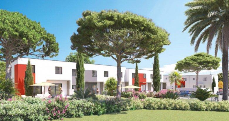 Achat / Vente appartement neuf Sérignan proche du front de mer (34410) - Réf. 5450