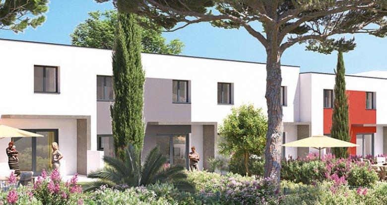 Achat / Vente appartement neuf Sérignan proche plages de Valras (34410) - Réf. 5840