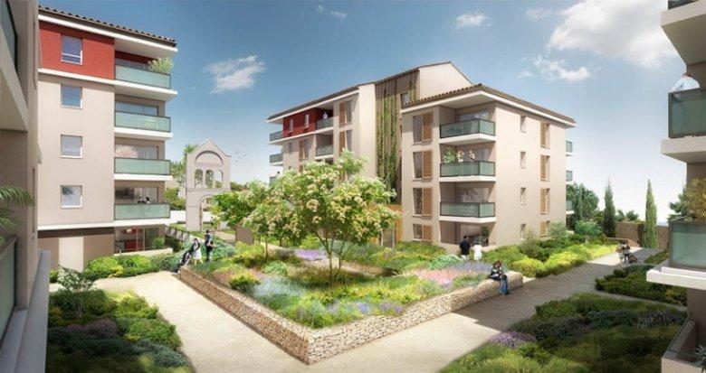 Achat / Vente appartement neuf Sète quartier du Conservatoire (34200) - Réf. 5664