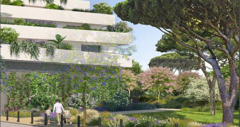Achat / Vente appartement neuf Sète Rive sud proche plages (34200) - Réf. 5728