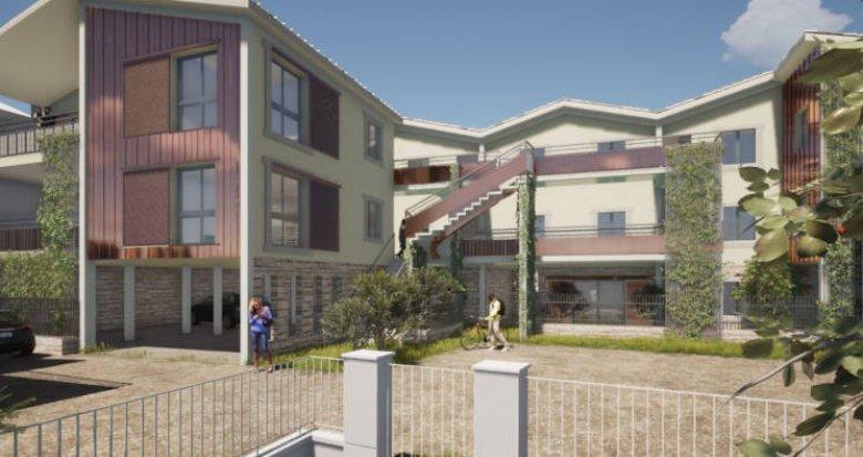 Achat / Vente appartement neuf Valergues à deux pas des commodités (34130) - Réf. 5122