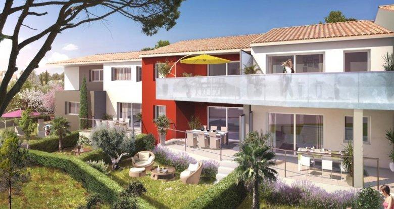Achat / Vente appartement neuf Valras-Plage proche Bézier (34350) - Réf. 389