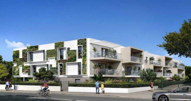 Achat / Vente appartement neuf Villeneuve-lès-Maguelone 5 min du cœur de ville (34750) - Réf. 4713